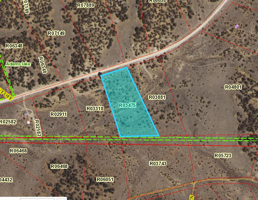 Sold 5 72 Acres On Candy Kitchen Road Power Lines At Road 5 800 Ramah New Mexico Hightail Land And Cattle Ranch And Recreational Land
